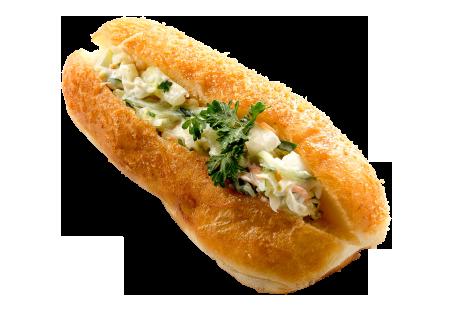 パンの家 サラダパン