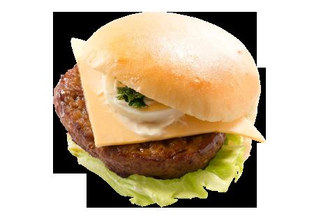 パンの家 ハンバーガー