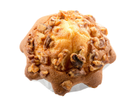 カップケーキ(クルミ)